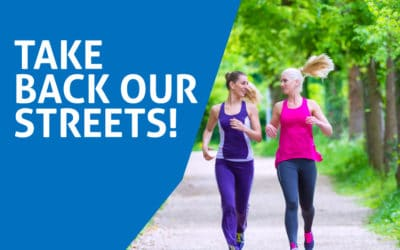 Free to be active – Take back our streets!