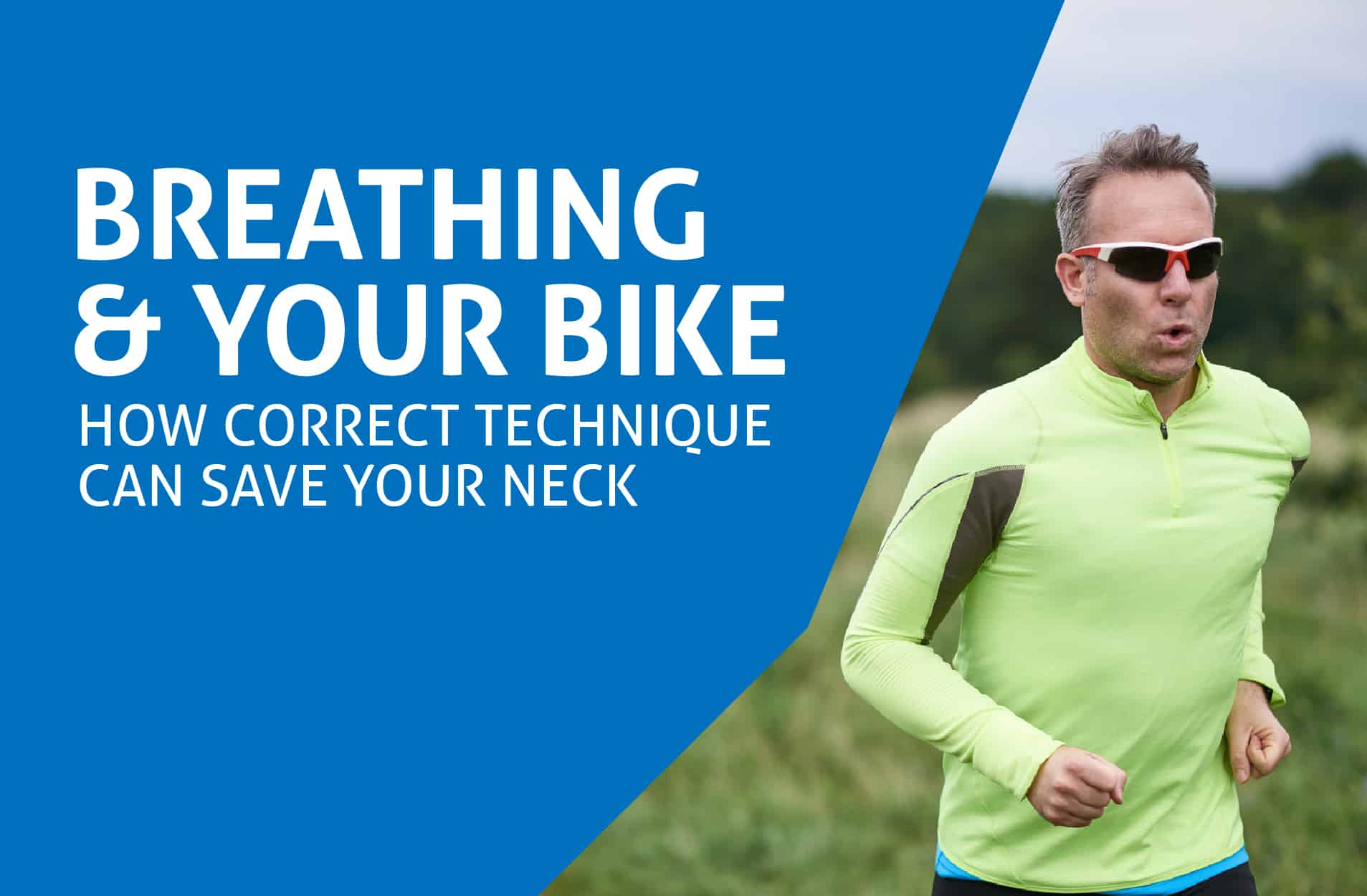 BREATHING & YOUR BIKE