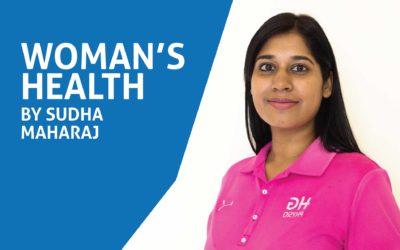 Woman's Health by Sudha Maharaj