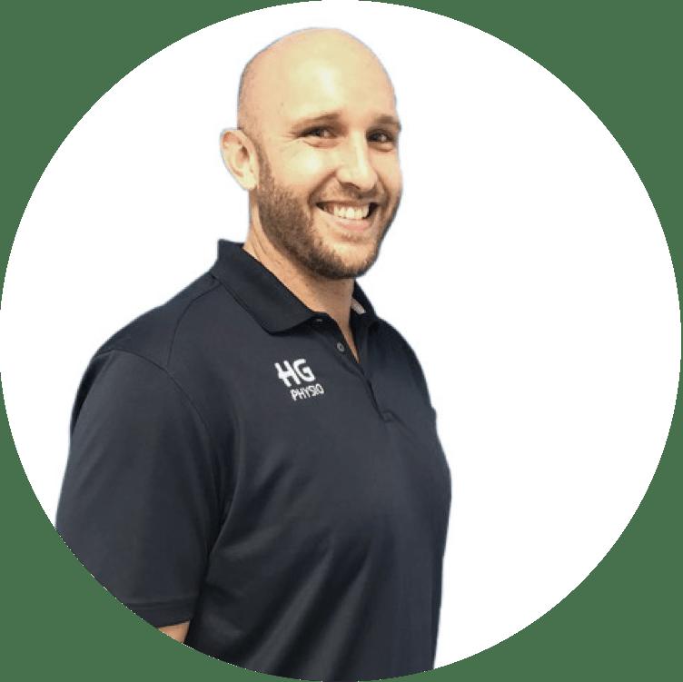 Chris Harrod Paediatric physio