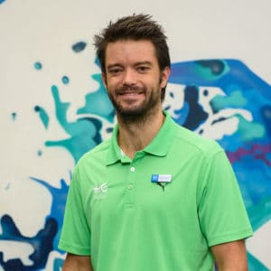 Malcolm Hunter physiotherapist HG Physio